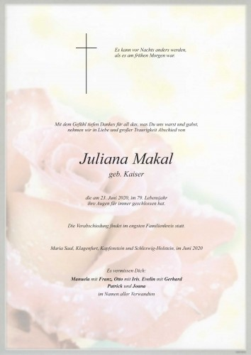 Juliana Makal
