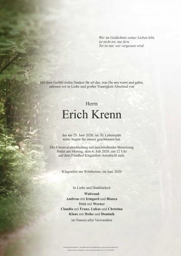 Erich Krenn