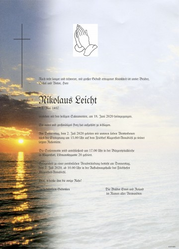 Nikolaus Leicht