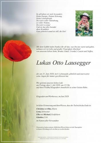 Lukas Otto Lausegger