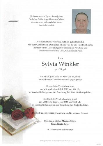 Sylvia Winkler