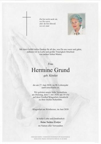 Hermine Grund