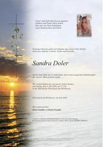 Sandra Doler