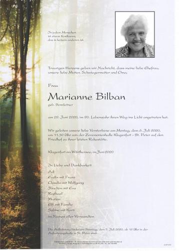Marianne Bilban