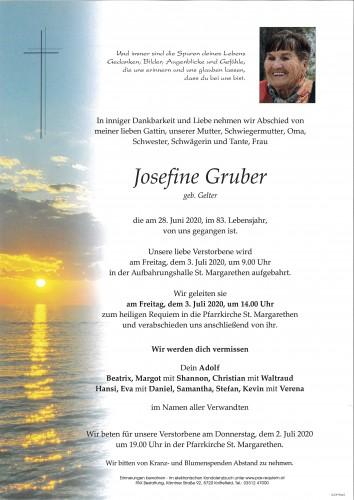 Josefine Gruber