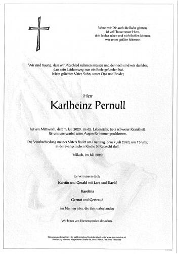 Karlheinz Pernull