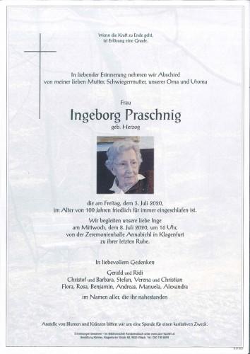 Ingeborg Praschnig