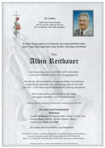 Albin Reitbauer