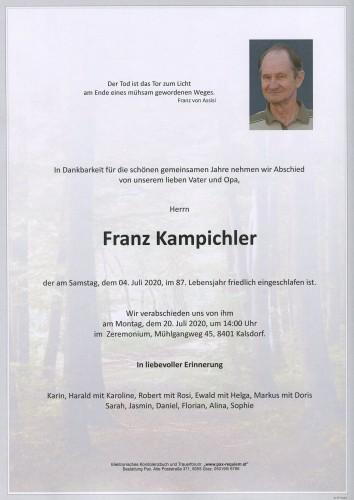 Franz Kampichler