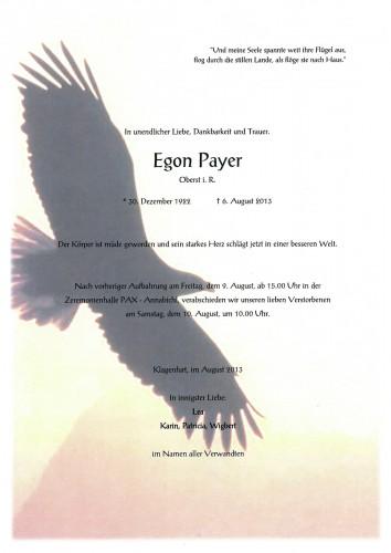 Egon Payer