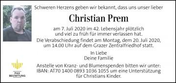 Christian Prem