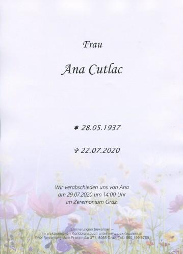Ana Cutlac