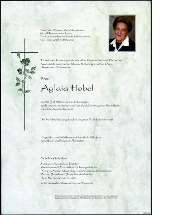 Aglaia Hobel