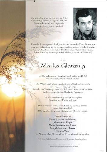 Marko Glanznig