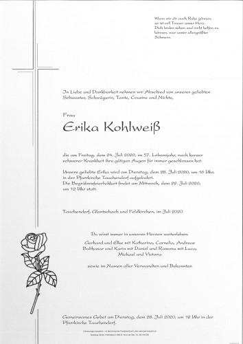 Erika Kohlweiß
