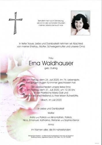 Erna Waldhauser