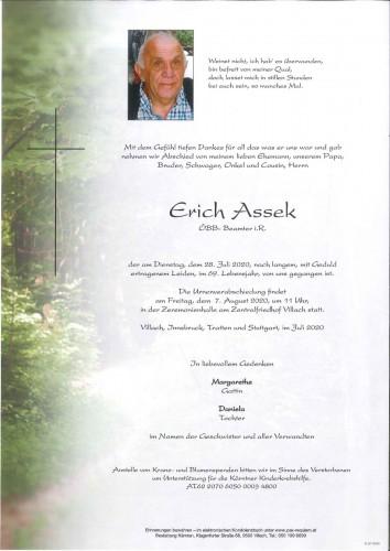 Erich Assek