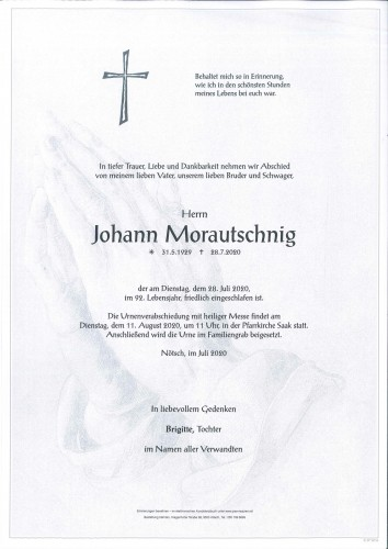 Johann Morautschnig