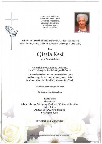 Gisela Rest