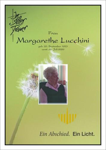 Margarethe Lucchini