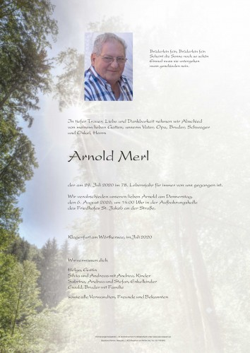 Arnold Merl