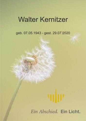 Walter Kernitzer