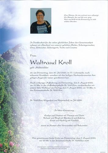 Waltraud Kroll