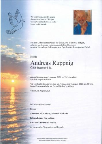Andreas Ruppnig