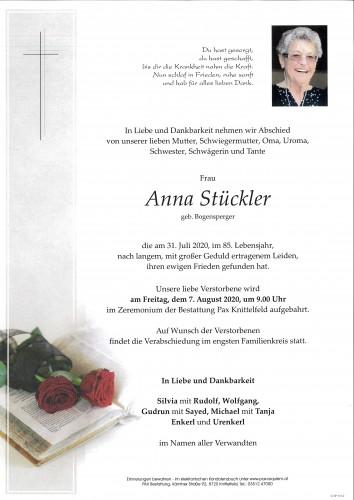 Anna Stückler