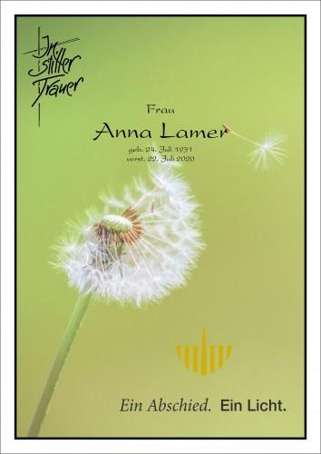 Anna Lamer