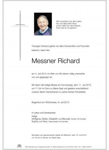 Richard Messner