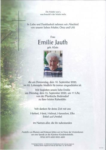 Emilie Jauth