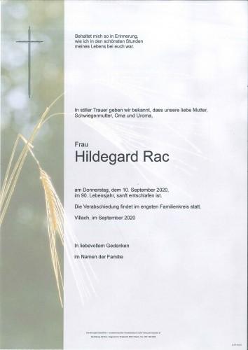 Hildegard Rac