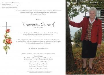 Theresia Scharf