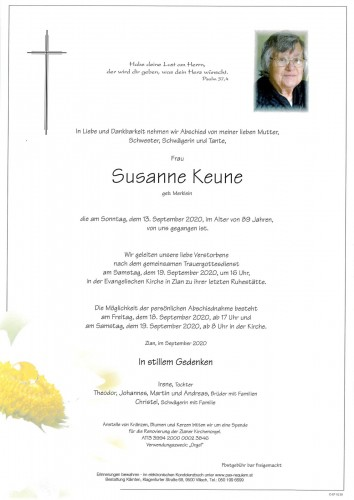 Susanne Keune