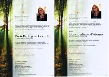Doris Berlinger-Dobernik