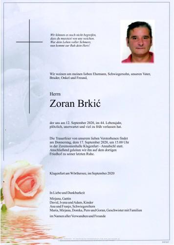 Zoran Brkić