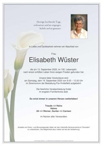 Elisabeth Wüster