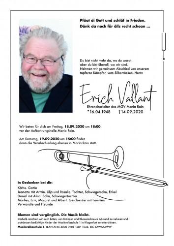 Erich Vallant