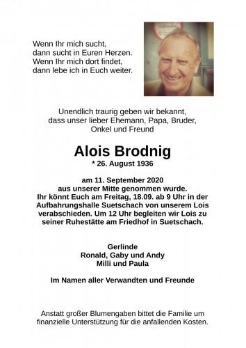 Alois Brodnig sen.