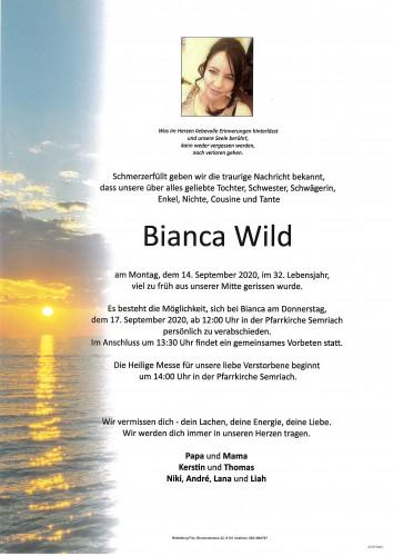 Bianca Wild