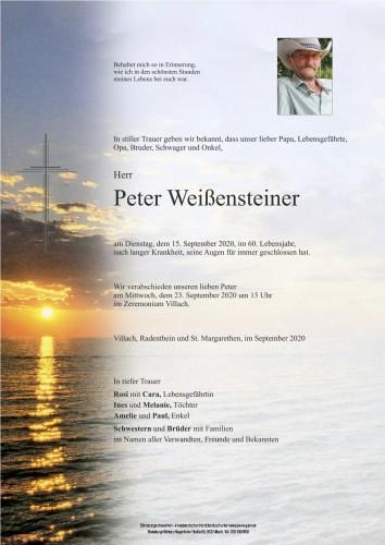 Peter Weißensteiner