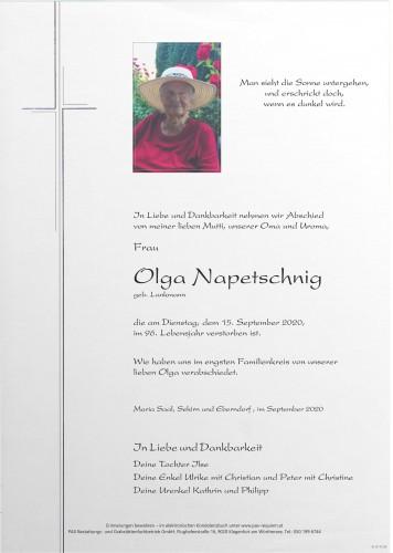 Olga Napetschnig