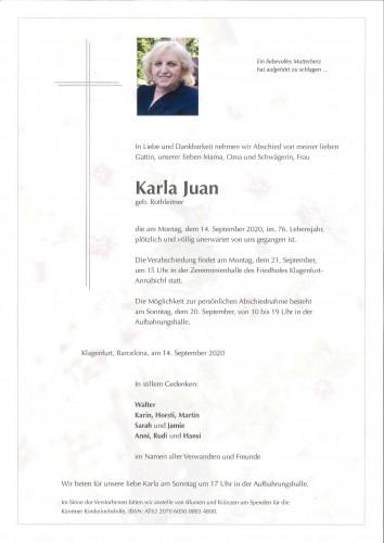 Karla Juan