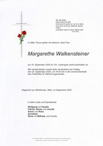 Margarethe Walkensteiner