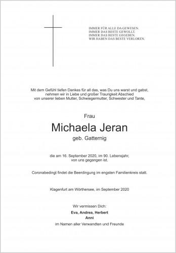 Michaela Jeran