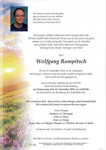 Wolfgang Rampitsch