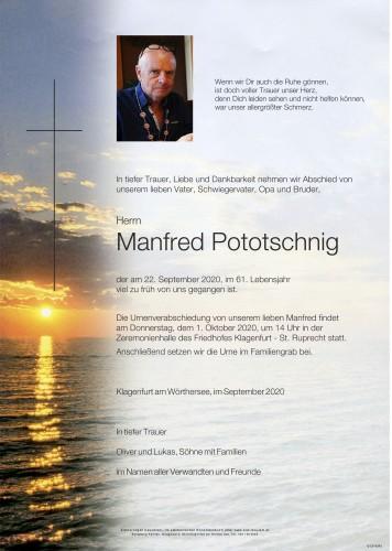 Manfred Pototschnig