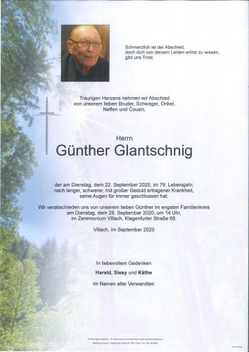 Günther Glantschnig