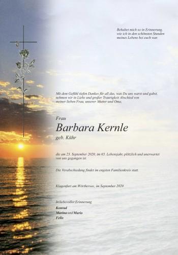 Barbara Kernle
